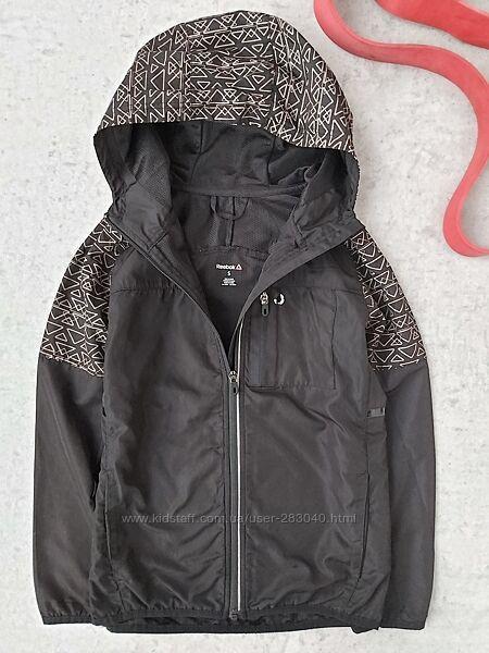 Курточка ветровка Reebok на 8 - 10лет
