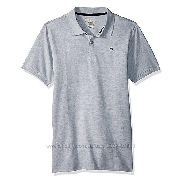 Классическая футболка поло Calvin Klein на 10-12 лет