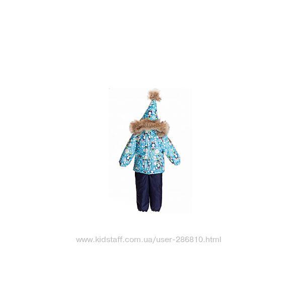 Зимний костюм для гнома Huppa 98. Идеальное состояние