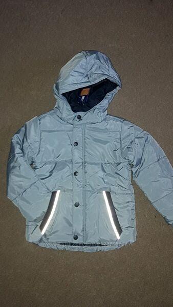 Деми куртка 116 Lupilu