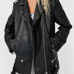 Zara куртка косуха женская р. s